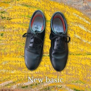 Dinkles Marching Band Shoes Black Unisex